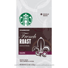 Starbucks French Roast Whole Bean Coffee 40 oz (1134 gram)