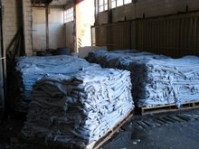 Wet salted blue cow hide factory price