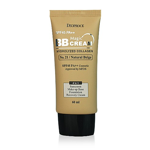 DEOPROCE Magic BB Cream - KOREAN COSMETICS