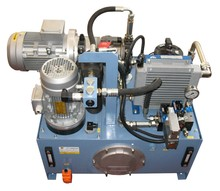 end facing and chamfering machine used hydraulic station