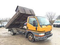 USED TRUCKS - MITSUBISHI CANTER 3.0 TIPPER (LHD 8473)