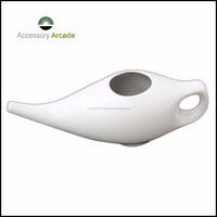 Ceramic Neti Pot for nasal washing