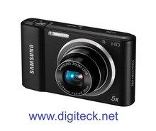 "SS232 - SAMSUNG ST66 16.1 MEGAPIXEL HD DIGITAL COMPACT CAMERA 2.7"" LCD SCREEN IN BLACK"