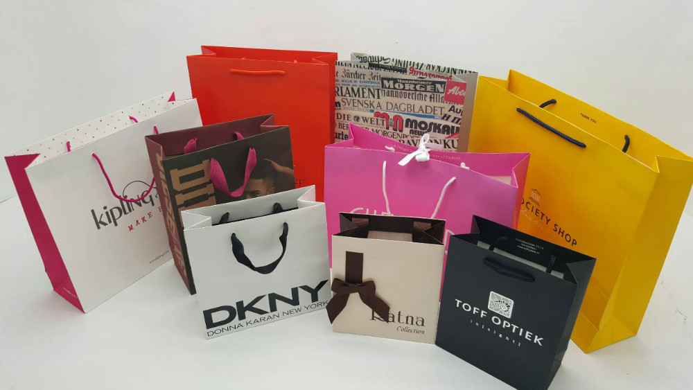 Indonesia luxury shopping bag