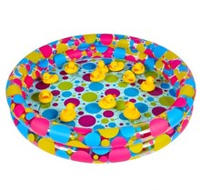 INFLATE DUCK POND POOL