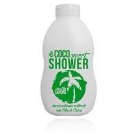 STORIE DI SAPONE - Shower Gel with Coconut Oil 500 ml - 100% Natural
