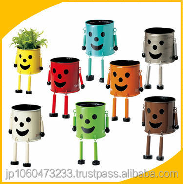 Unique and Cute en design garden flower pot Flower pot at reasonable prices small lot order available