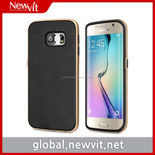 Newvit Style bumper for Galaxy S6 edge / Shock-absorbing TPU case + Individual PC side bumper