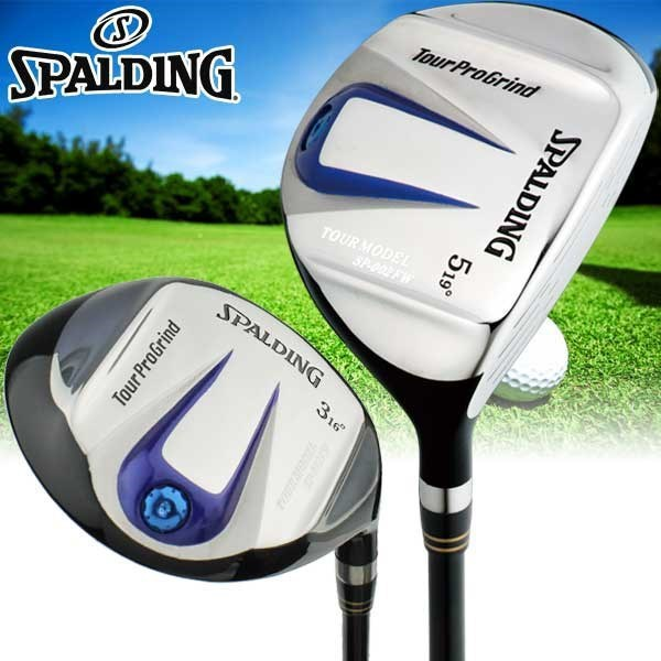 Spalding limited fairway wood SP-002 short wood Japanese golf club manufacturers