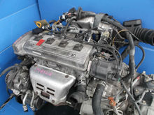 JAPANESE USED CAR ENGINE 5A WITH GEARBOX (HIGH QUALITY) FOR TOYOTA COROLLA LEVIN, SPRINTER