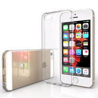 Clear Ultra Thin Gel Transparent Case for iPhone SE