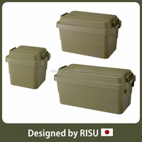 Functional home storage storage container with lid for home use with load capacity 100kg