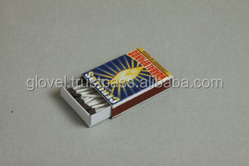 Wax Matches for export
