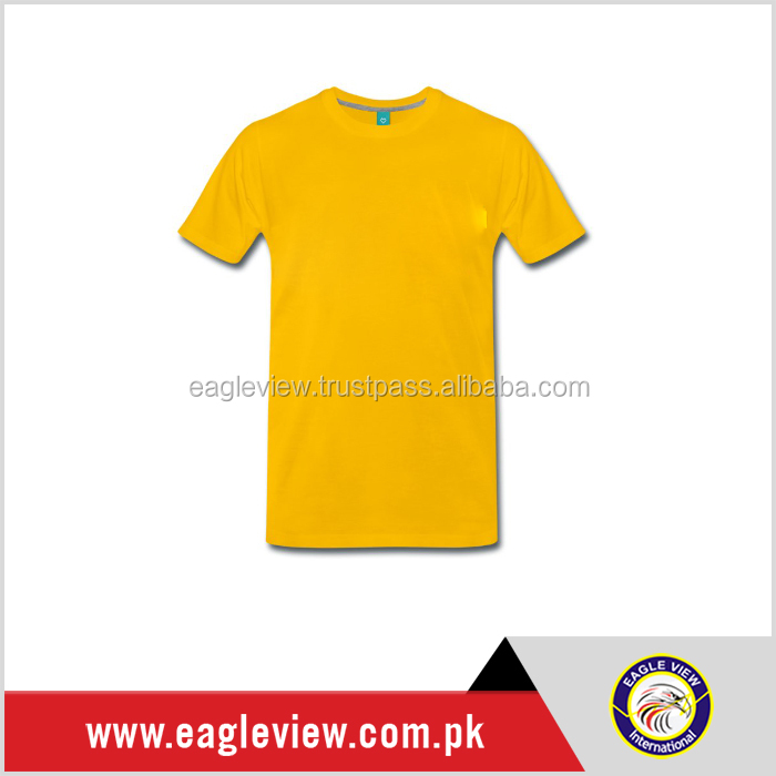 designs of t shirts for mens Custom Cotton