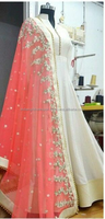 Latest Semi Stitched Anarkali Suit for women