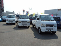 Popular used mini truck at reasonable prices suzuki carry 2001