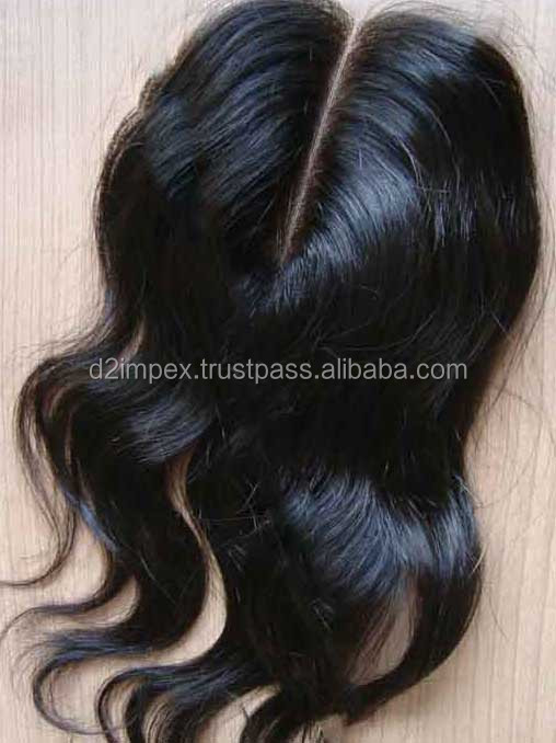 invisible part lace closure