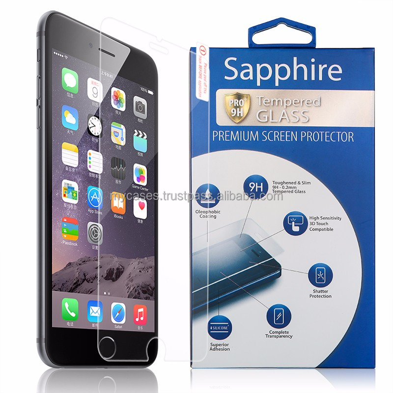 Sapphire Tempered Glass Screen Protector for iPad Mini
