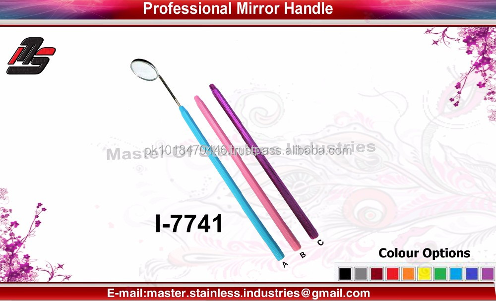Mirror Handle for Eyelash / Beauty care mirror handle/beauty mirror