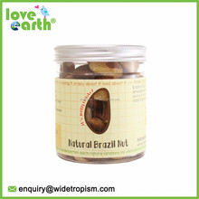 Organic Light Roasted Healthy Natural Brazil Nuts