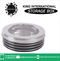 colorful stainless steel food preservation bowl/Food Storage Container/protect fresh box