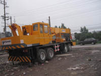 30 ton TADANO crane truck TG300E Japan origin for sale