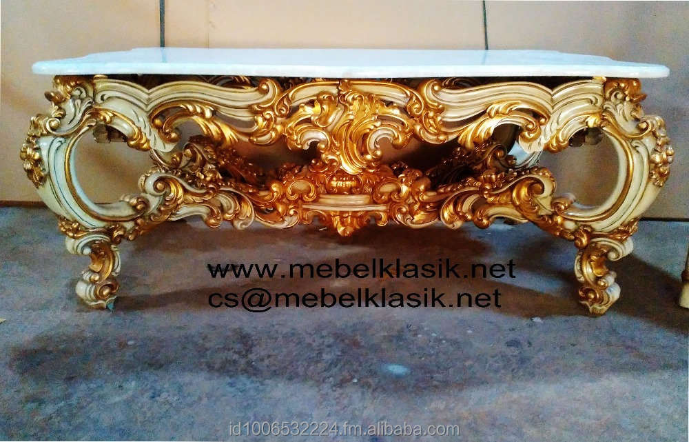 Classic Carving Furniture Orfeo Coffe Table