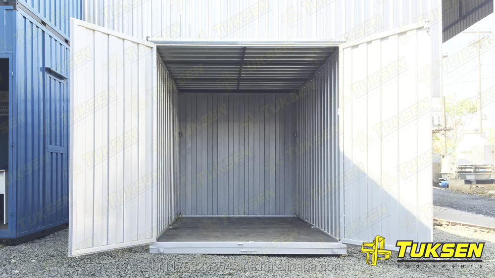 Demountable Storage Container
