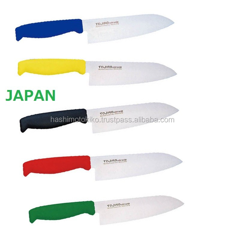 Most popular high quality colorful japanese original kitchen knife