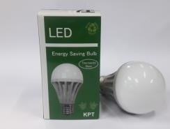 E27 9W ENERGY SAVING LED BULB WARM WHITE