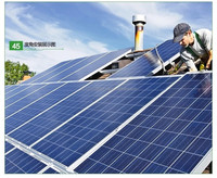 2015 Newest solar panel 300w with UL CE TUV