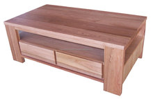Coffe Table Jakarta - Solid Teak Wood Furniture Jepara