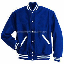 Customized Wool Varsity jacket