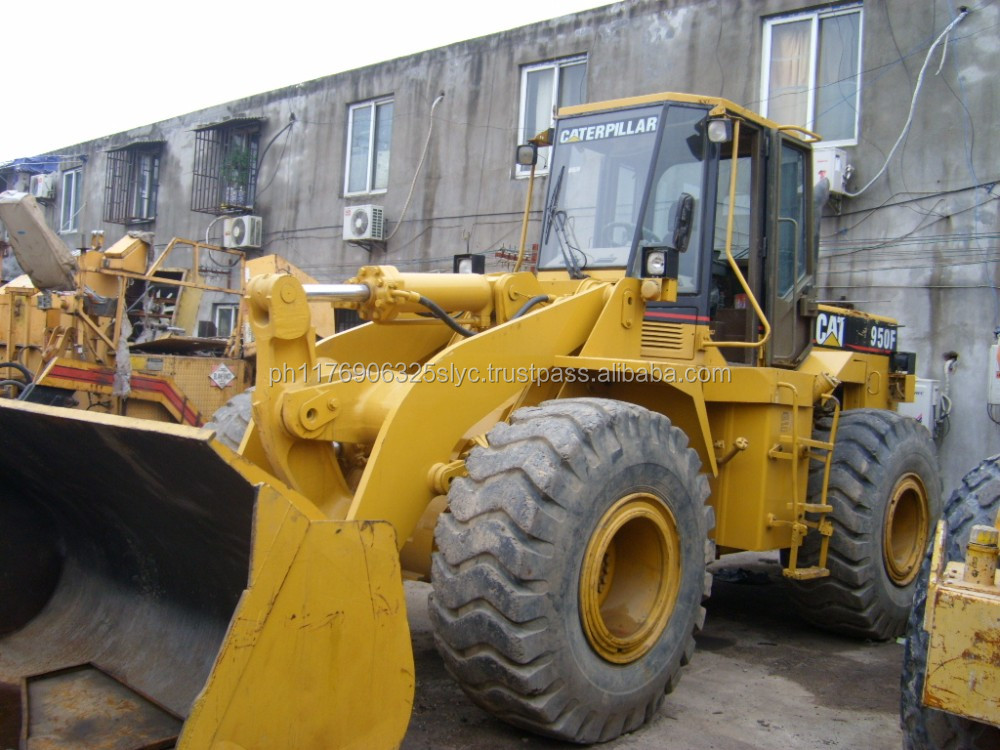 Offer used wheel loader CAT 950F/CATERPILLAR 966C,950E,950GC, 966F,966D,966E