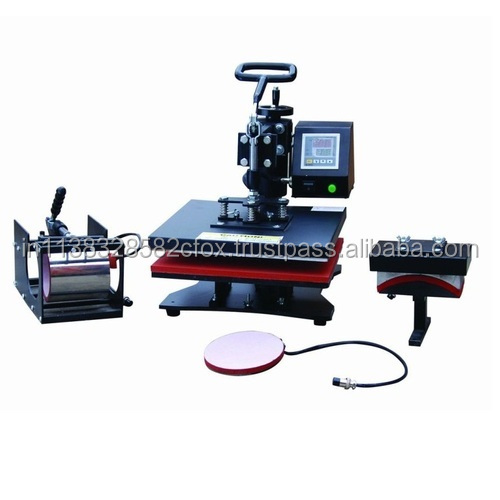 Combo Heat Press Sublimation Printing Machines
