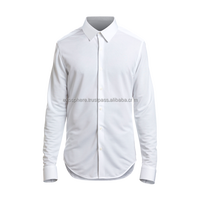 Top Quality Long Sleeve Men's Dress Shirts