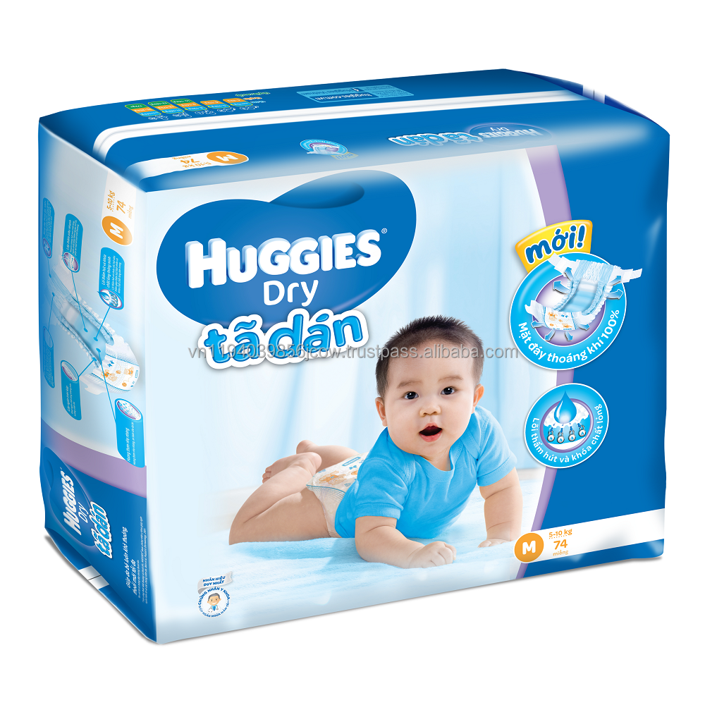 FMCG products huggie Baby Diaper