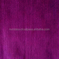 types of cotton corduroy handmade fabric