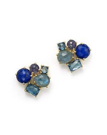Latest Fashionable emerging Expensive Royal Looking Ear Stud Jewelry