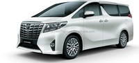 Toyota Alphard 3.5L,2016 Production orders