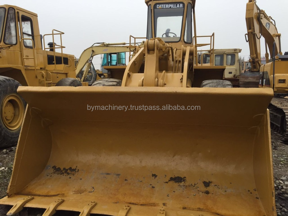 Used cat 966c loader with CAT 3306 engine/wheel loader
