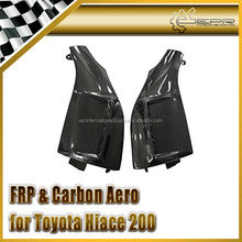 EPR - Carbon Fiber / FRP Fiber Glass For Toyota Hiace 200 Vented Fender