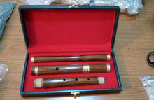 Irish Professional Tunable D Flute with Hard Case 4 Piece