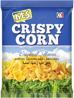 IYES CORN CHIPS 12 GR ORIGINAL FLAVOR