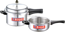Royal Induction Based 3 L Combi Mini (Pressure Cooker & Pan)