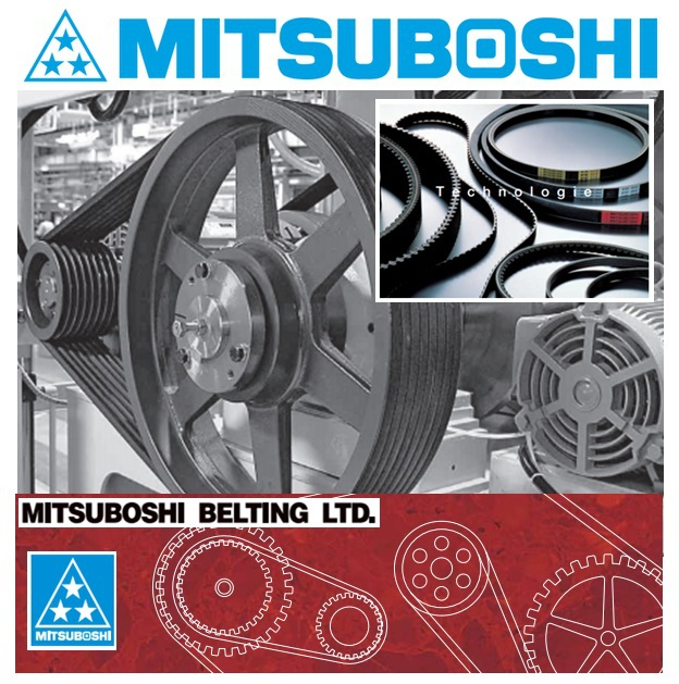 Rubber conveyor belt of MITSUBOSHI is the most popular products chosen in various field