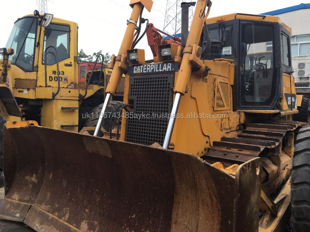 Caterpillar D6G Used Bulldozer, CAT D6G D6D D6H Bulldozer dozer for sale