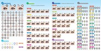 GG Dueba Korea contact lenses / wholesale /circle lens