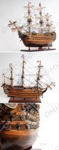HMS VICTORY MEDIUM Wooden Handmade Model Tall Ships