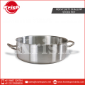 Heavy Duty Shallow Stock Pot at Cheap Price